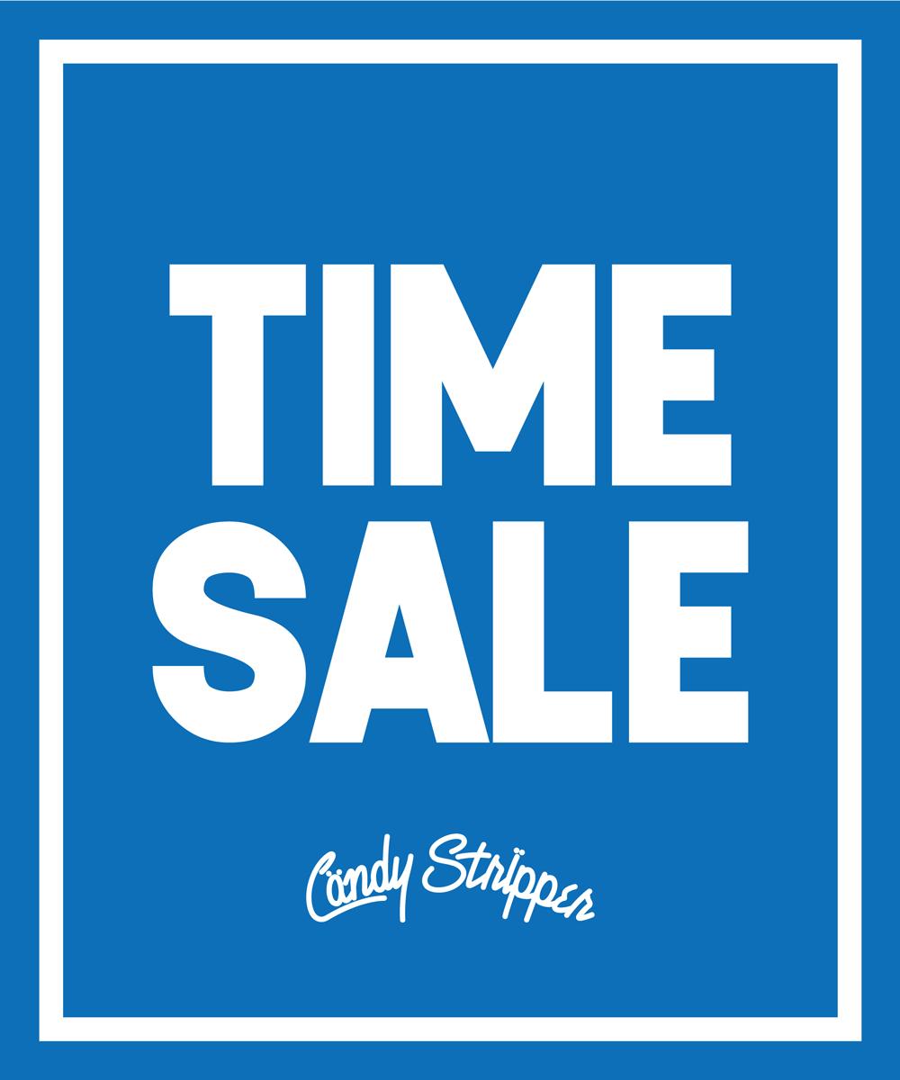 Candy Stripper(キャンディストリッパー )のショップニュース「◆お買い得なTIME SALE◆本日まで!」