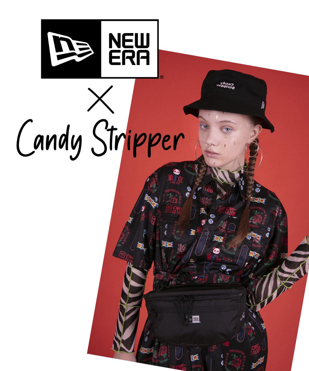 Candy Stripper(キャンディストリッパー )のショップニュース「【NEW ERA®×Candy Stripper】コラボアイテムをCHECK!」