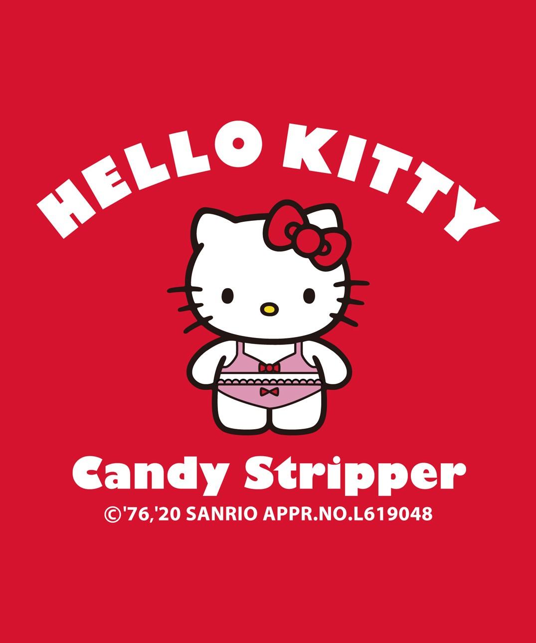 Candy Stripper(キャンディストリッパー )のショップニュース「【HELLO KITTY×Candy Stripper】コラボアイテム再オーダーSTART♡」