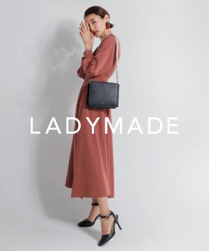 LADYMADE(レディメイド)のショップニュース「【LADYMADE Real leather bag】 」