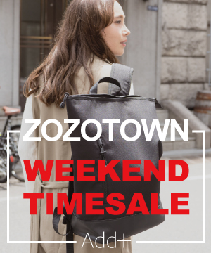 Add+(アッド)のショップニュース「【週末限定】Add+ タイムセール【TIME SALE】」