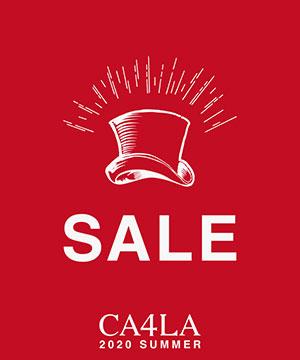 CA4LA(カシラ)のショップニュース「【CA4LA】2020 SUMMER SALE」