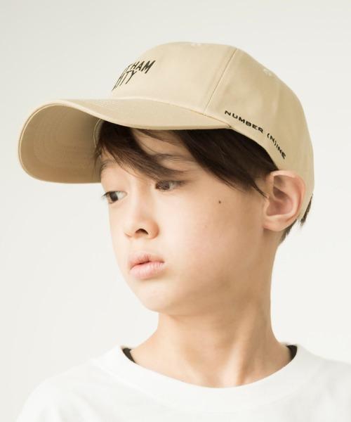 SETUP7(セットアップセブン)のショップニュース「新作キッズ☆NUMBER (N)INE CAP & HATがおしゃれで可愛い! 」