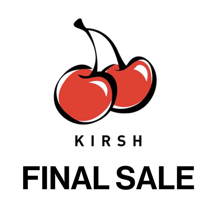 KIRSH(キルシー)のショップニュース「【KIRSH】FINAL SALE!!全品一律60%OFF!!」
