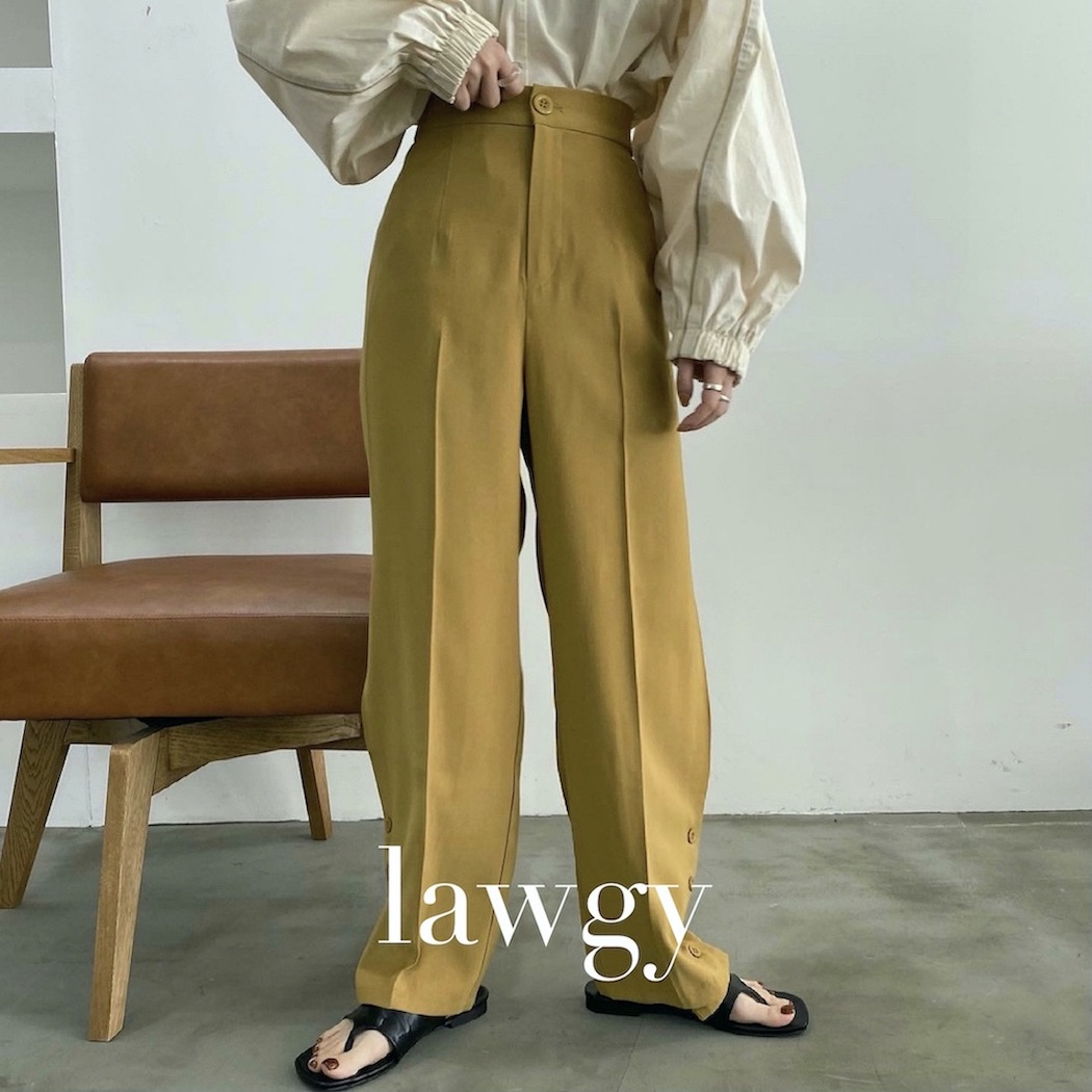 eim(エイム)のショップニュース「【NEW ARRIVAL】本日lawgyより新作発売!」