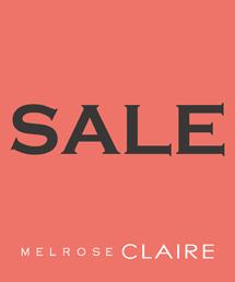 MELROSE claire(メルローズ クレール)のショップニュース「2018 SS SALE START!!!!」