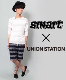 MEN'S BIGI(メンズビギ)のショップニュース「成宮寛貴さん着用【smart6月号】UNION STATION 掲載商品」