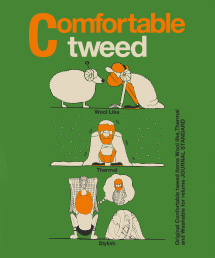 JOURNAL STANDARD(ジャーナルスタンダード)のショップニュース「CONFORTABLE TWEEDシリーズ人気急上昇!!」