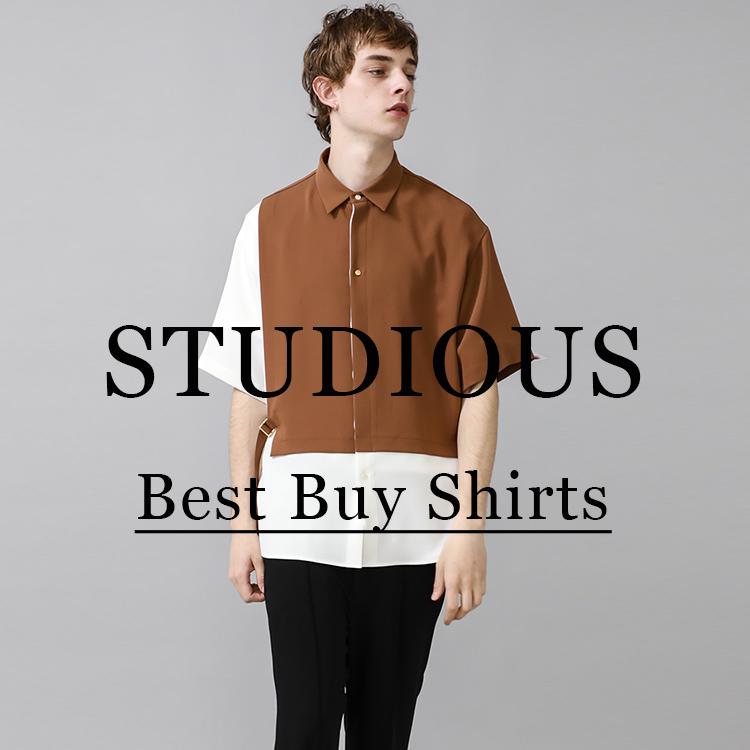 STUDIOUS MENS(ステュディオス メンズ)のショップニュース「【STUDIOUS】今買っておくべき人気シャツ特集!」