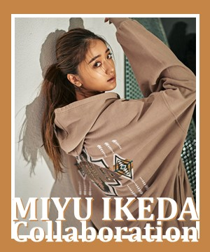 GYDA(ジェイダ)のショップニュース「《 PICKUP 》池田美憂さんコラボアイテムが予約開始!」
