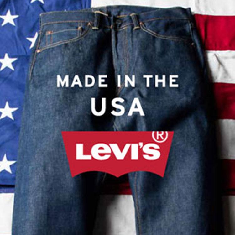 Levi's(リーバイス)のショップニュース「【Levi's】MADE IN THE USAコレクションをご紹介!」