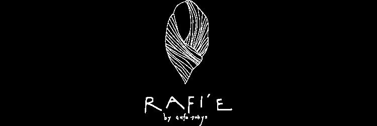 RAFI'E by aufatokyo