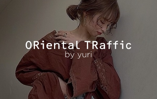 ORiental TRaffic by yuri