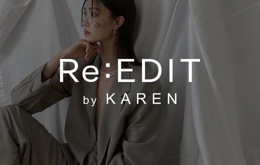 Re:EDIT by KAREN