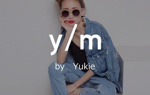 y/m by Yukie